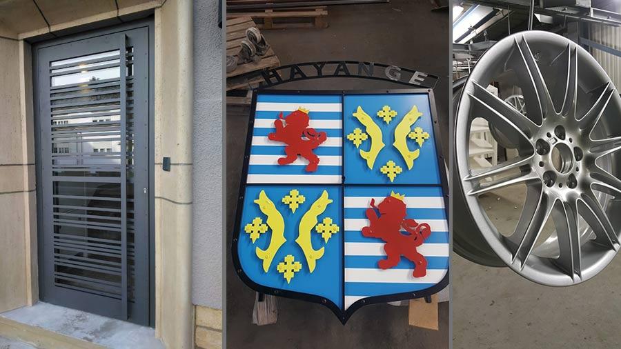 traitement de surfaces et de pièces en acier en Moselle | S.P.I.B